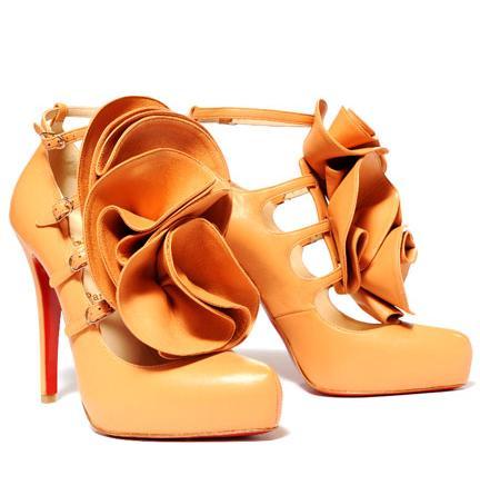 Империя женской обуви Christian Louboutin.